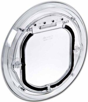 G-SDDC Glass Fitting Maxi Dual Glaze Pet Door Clear