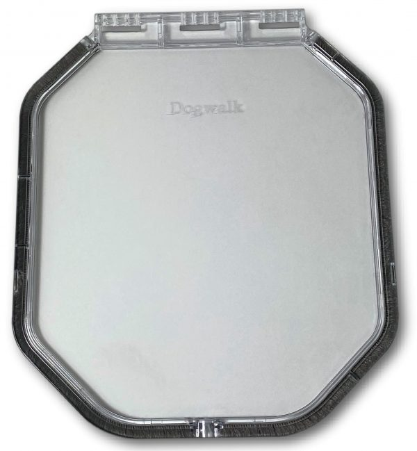 G-DDRF Glass fitting dog door replacemnt flap