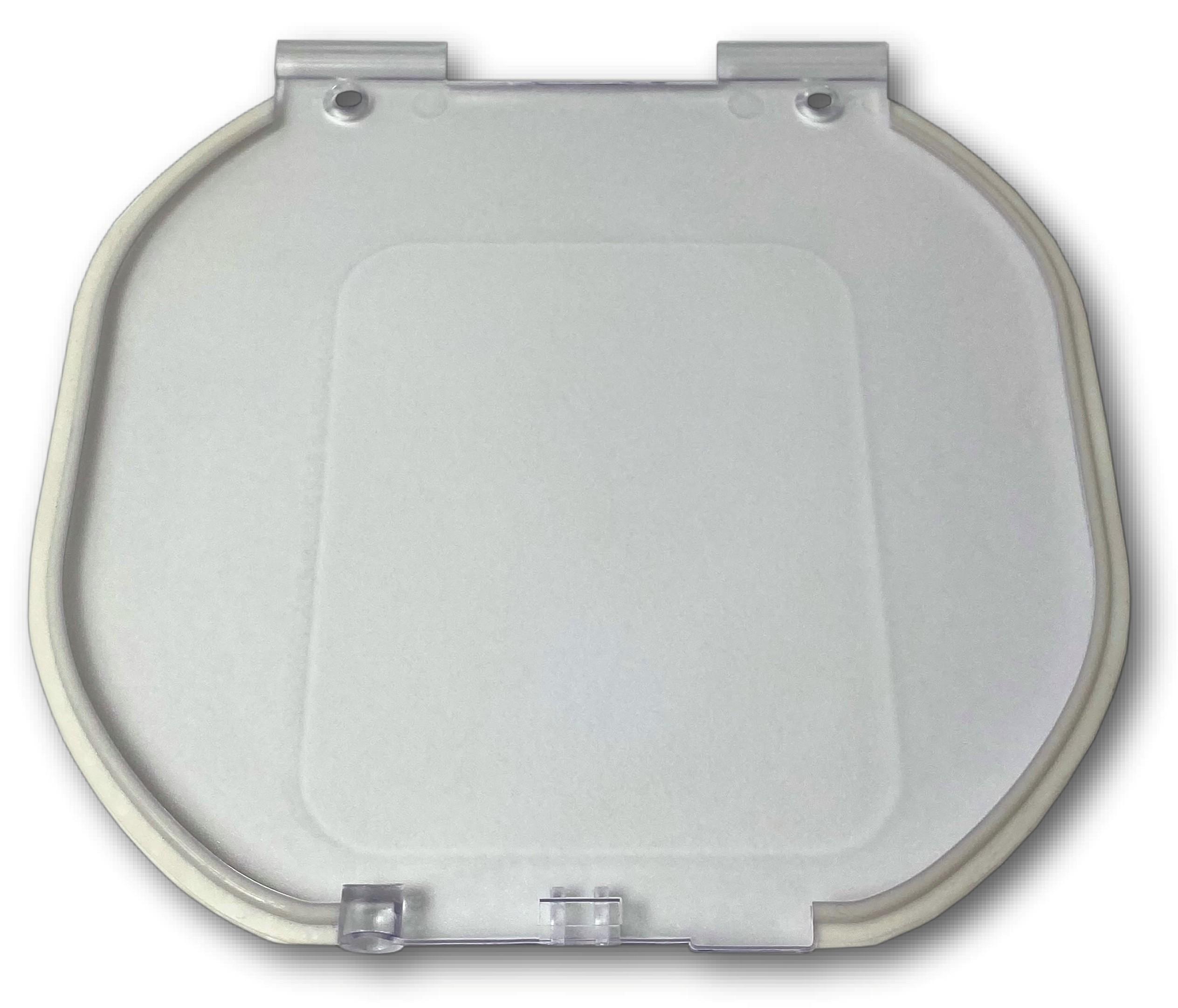 G-MCDRF Glass magnetic cat door replacement flap