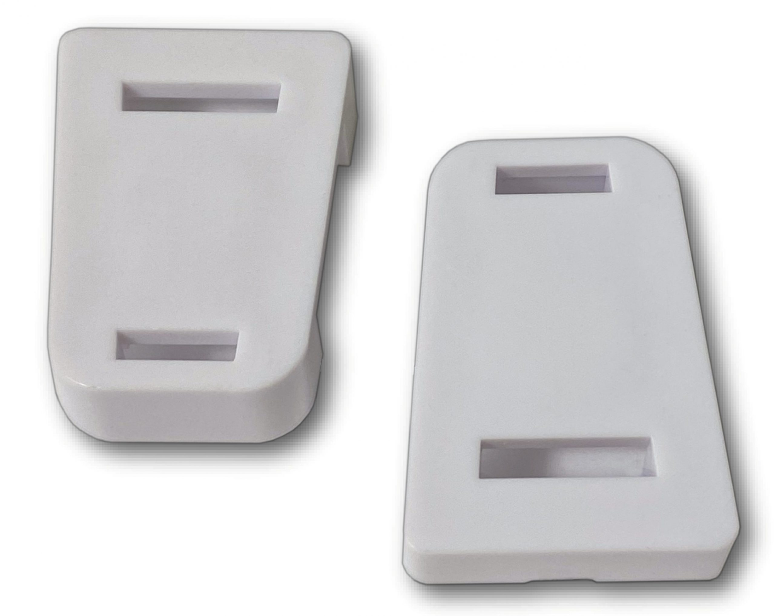 SC-DDW Security Clip White