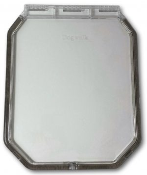 W-DDRF wood fitting dog door replacement flap